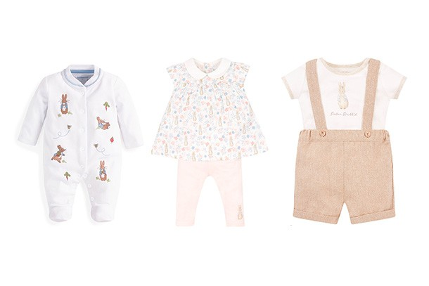 a172197bf 5 of the cutest Peter Rabbit outfits for babies. The beloved Beatrix Potter  ...