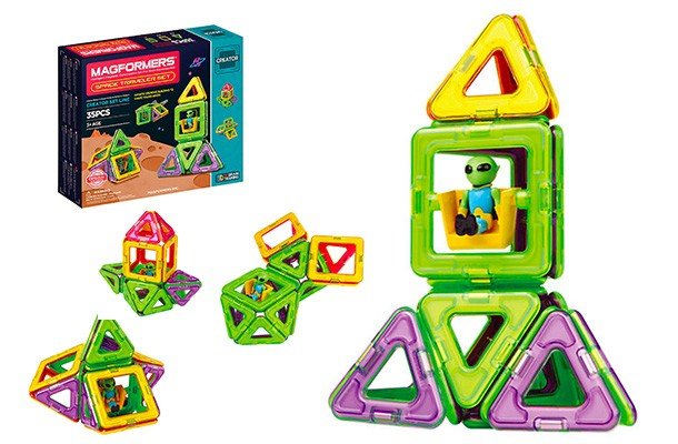 magformers travel construction set
