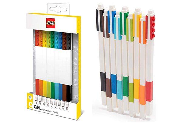 School Stationery Set Personalised Pen Any Name Ruler notepad Lego