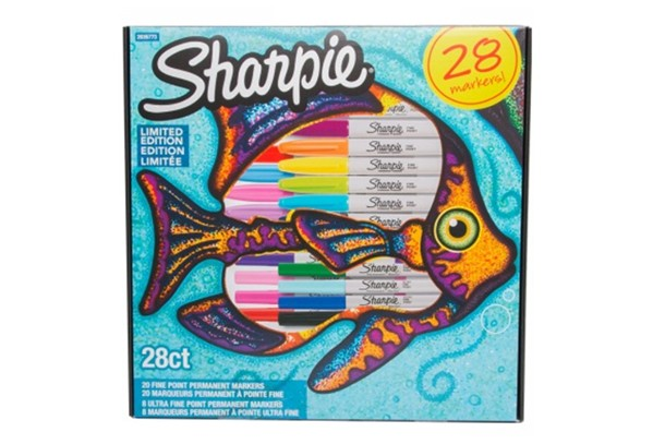 sharpie fish
