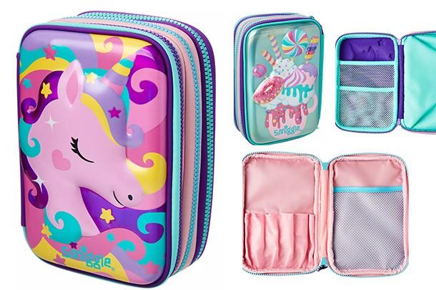 smiggle unicorn case