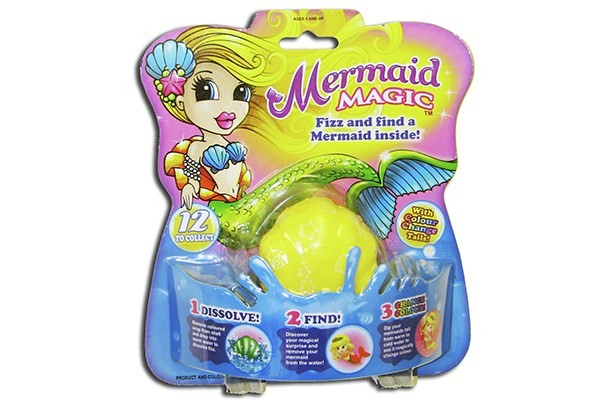 mermaid fizz eggs