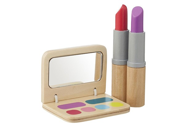 hema wooden make up
