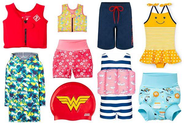 Best Kidsu0027 Swimwear 2018 U2013 Swimsuits, Costumes, Trunks And Swim Nappies