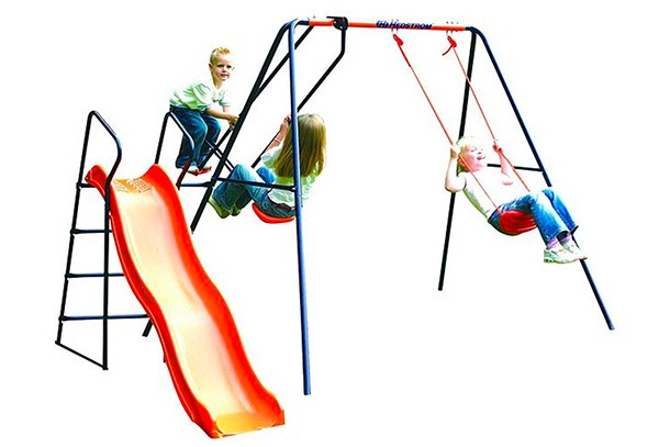 hedstrom swing set