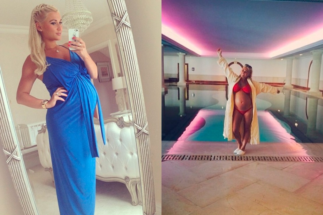billie-faiers-prepares-for-birth-with-a-wax-manicure-and-self-tan_57885