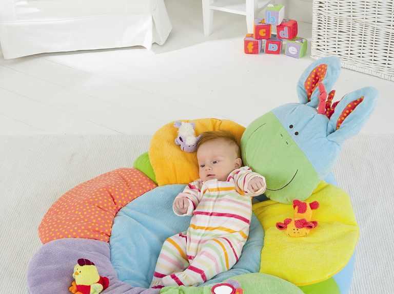 cosy playmat