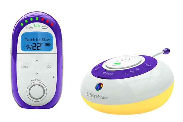 Bt Audio Baby Monitor 450 Lightshow Monitors Cots