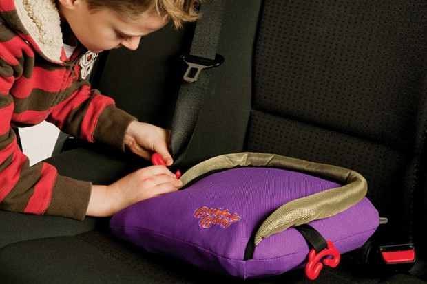 0f9b2388640a6 BubbleBum booster seat - Car seats from 4 years - Car seats ...