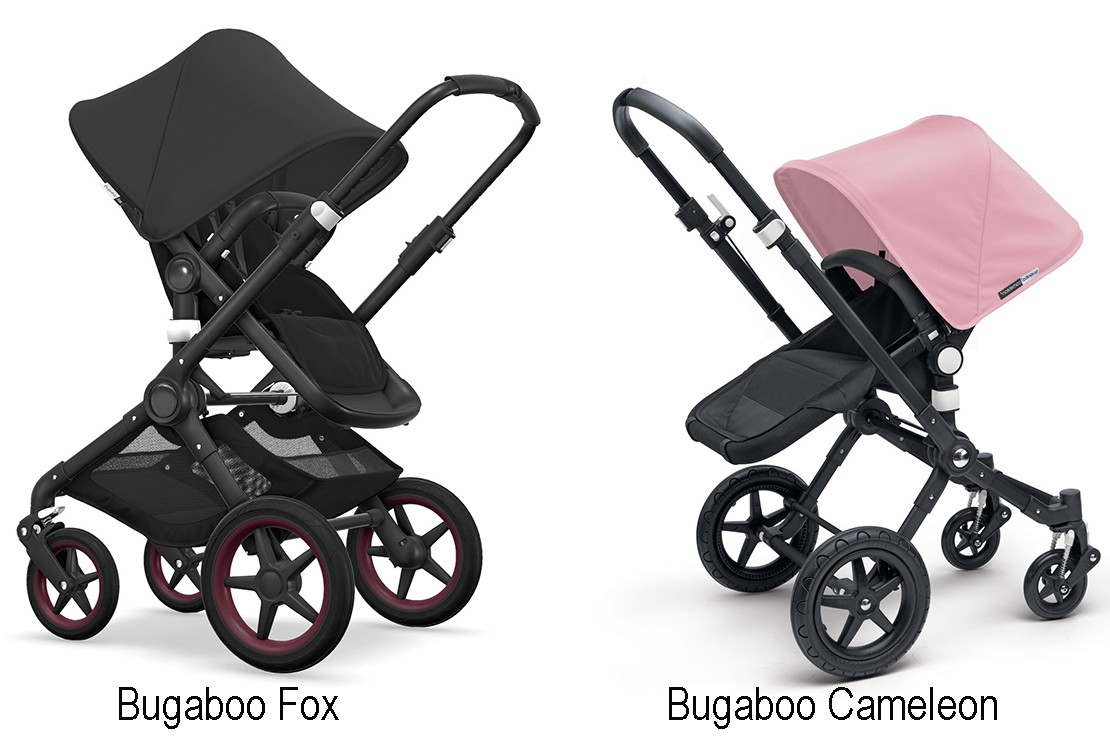 bugaboo-fox_comparison