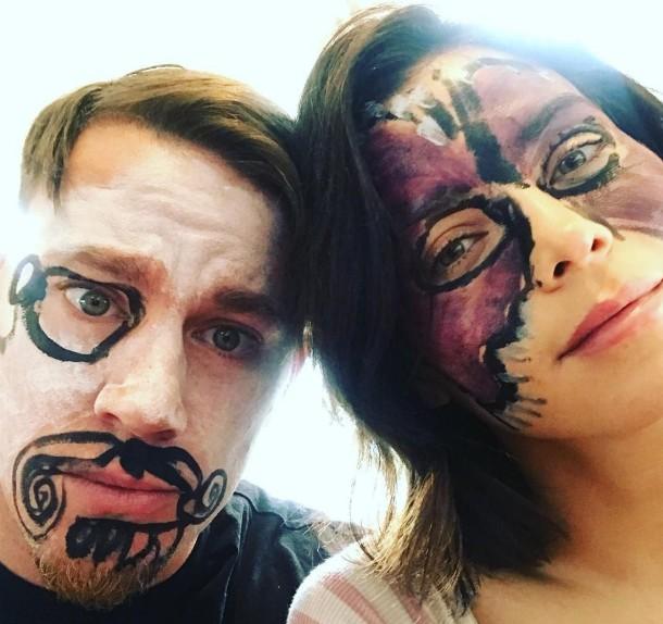channing jenna make-up
