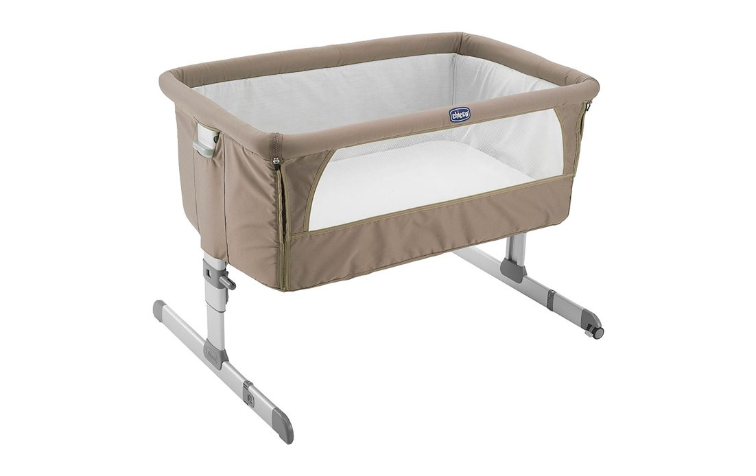 New Chicco Next2me bedside crib Chick to Chick from birth to 9kg /& Travel bag