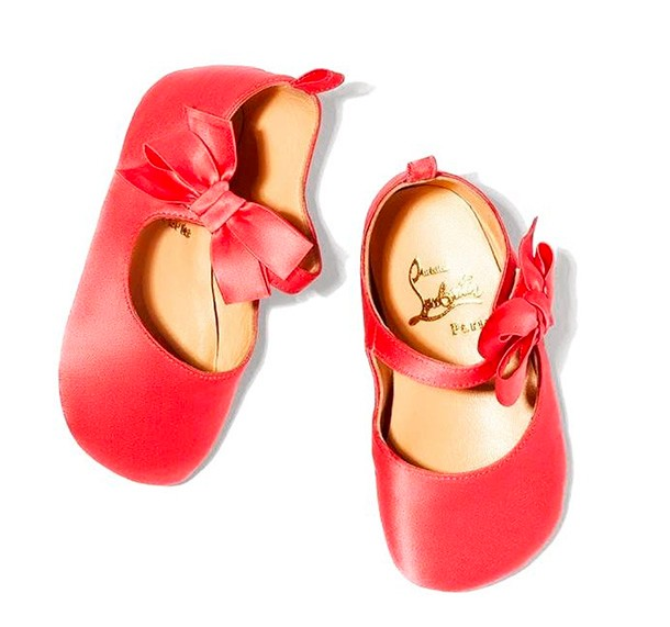 292b08c0b8f Christian Louboutin launches £190 baby shoe range - MadeForMums