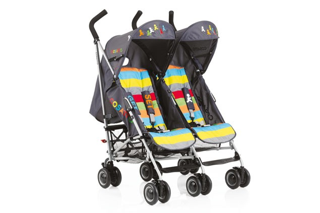 Phenomenal Cosatto Ditto Twin Stroller Twins Tandems Pushchairs Ibusinesslaw Wood Chair Design Ideas Ibusinesslaworg