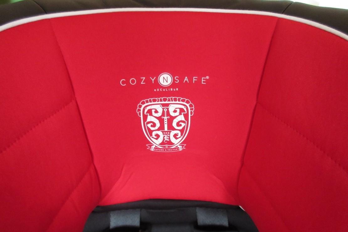 Cozy N Safe Excalibur headrest