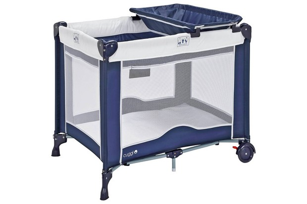 cuggl deluxe cot