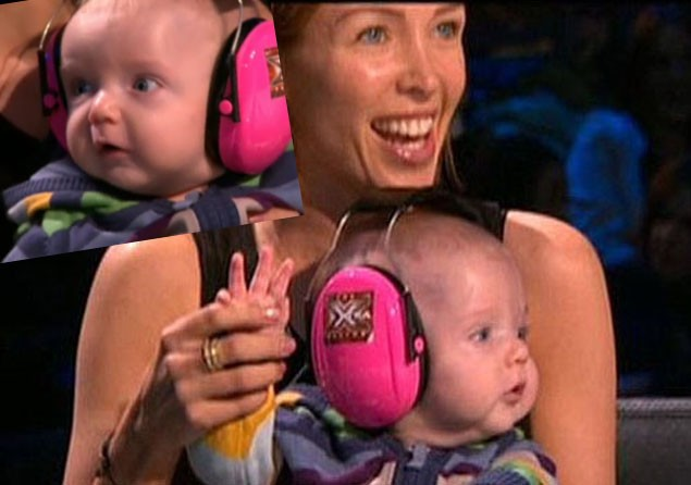 cute-pic-dannii-minogue-shows-off-baby-son-on-the-x-factor_18176