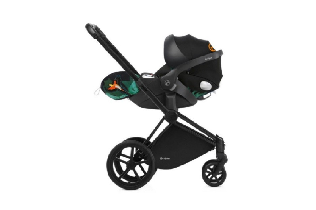 Cybex Cloud Q is travel system compatible