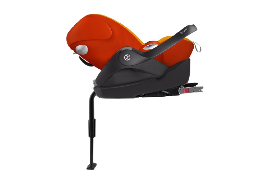 Cybex Cloud Q can install using the Q-Fix ISOFIX base