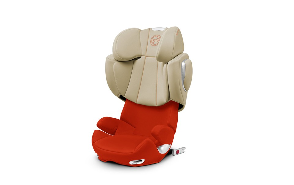 Cybex Solution Q Fix Car Seat Car Seats From 4 Years Car
