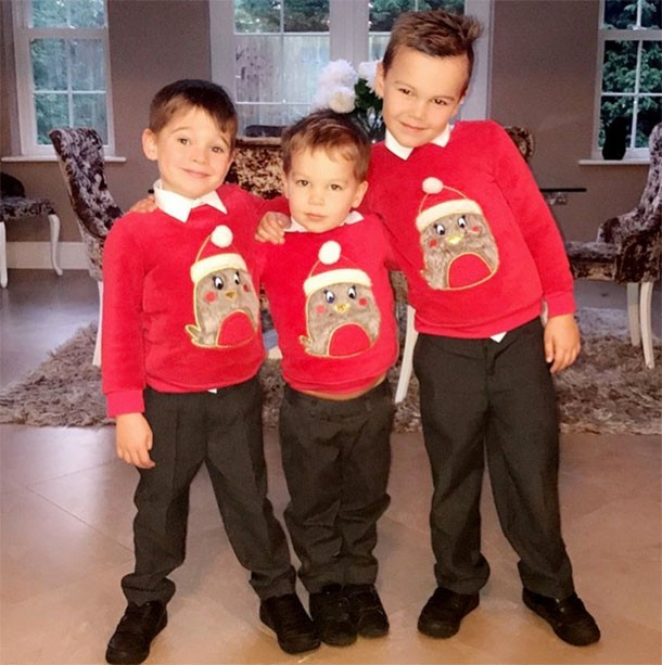 danielle-lloyd-jamie-ohara-and-children-family-facts_boys