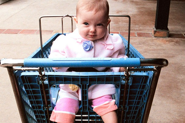 aa86796f0019 Do you feel happy putting you baby in a shopping trolley  - MadeForMums