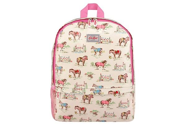 Charlotte kidston pony backpack