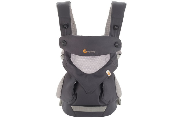 acfc081cdf4 ERGObaby Four Position 360 Cool Air carrier - Baby carriers ...
