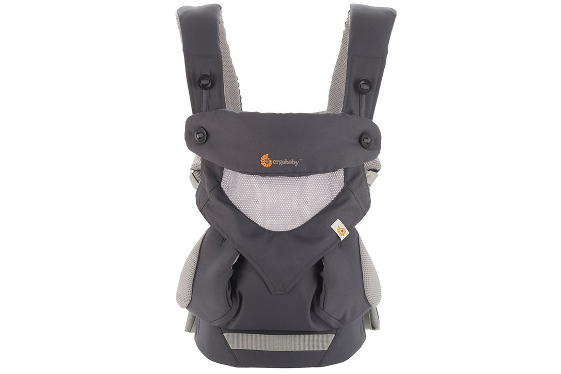 Egrobaby 4 position 360 cool air carrier