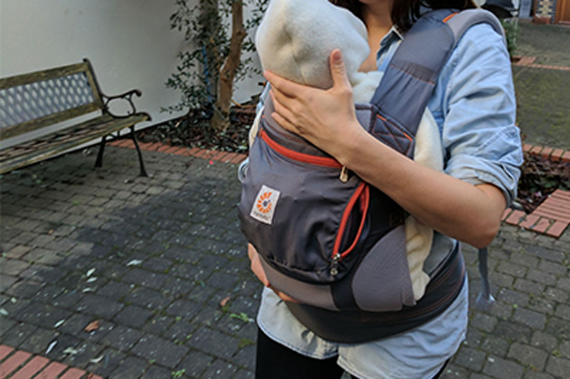 b1a36c7b09d ERGObaby Performance carrier - Baby carriers - Carriers   slings ...