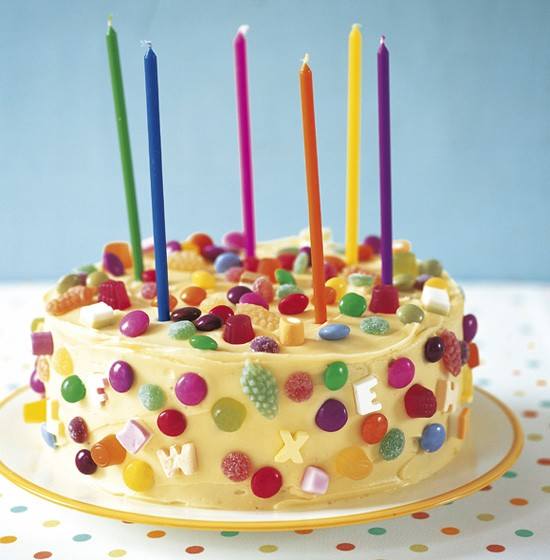 Fabulous Childrens Birthday Cake Recipes 39500