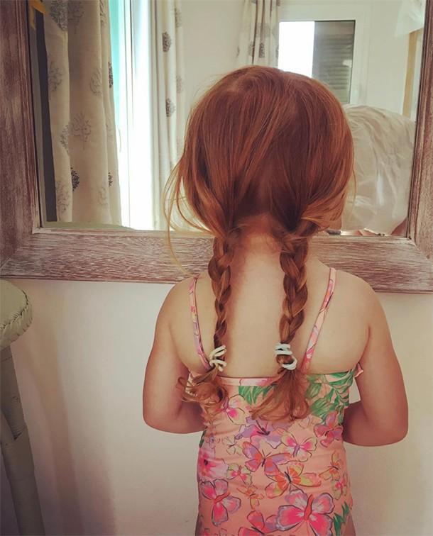 honey krissy hair