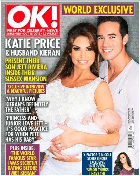 First Photo Of Katie Price S Baby Madeformums
