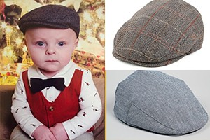 Best flat caps for babies 2018 - where to buy - MadeForMums 5dcf218672a