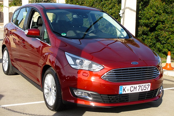 Ford C Max Car Review Family Cars Travel Holidays Madeformums