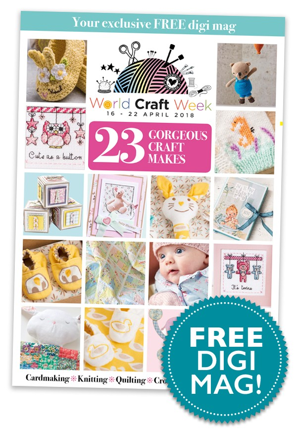 Baby Craft Ideas Free World Craft Week Magazine To Download