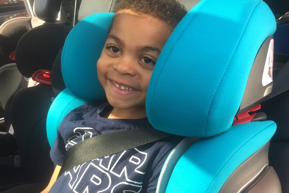 gb Elian-fix Group 2/3 car seat - Car seats from 4 years