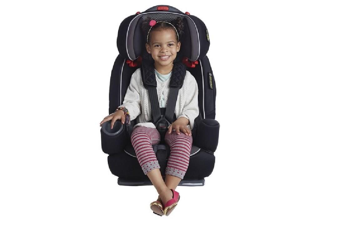 Graco Nautilus Elite is a Group 1/2/3 car seat