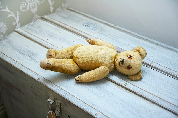 secondhand teddy