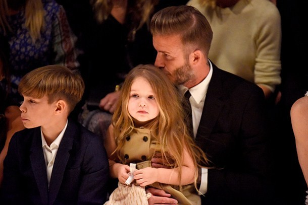 David Beckhams New Tattoo Was Drawn By His 4 Year Old
