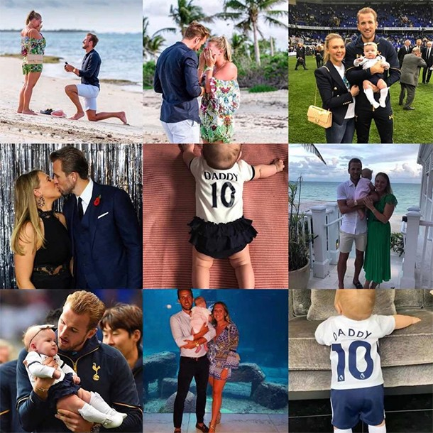 How Many Kids Does Harry Kane Have Madeformums