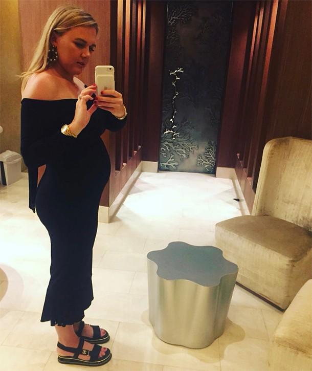 kate goodland pregnancy