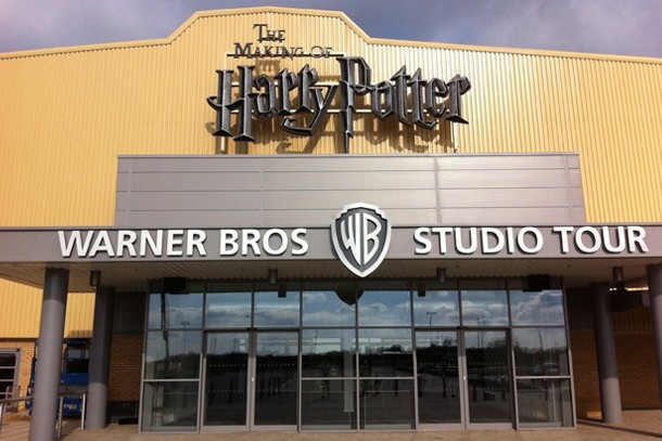 f81be8b3662 Harry Potter World studio tour London - things to do with kids ...