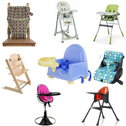 High Chair Or Booster Seat Buying Guide Weaning Babyexpertcom