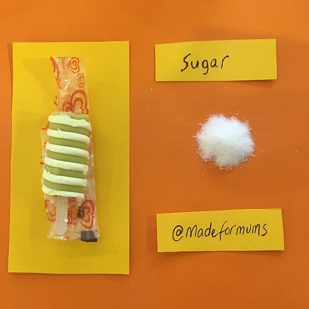 twsister mini sugar content