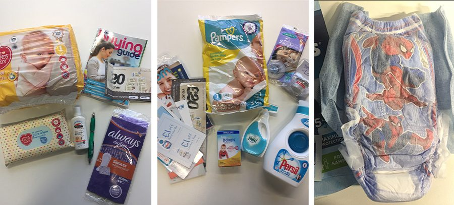 Freebies for pregnant women