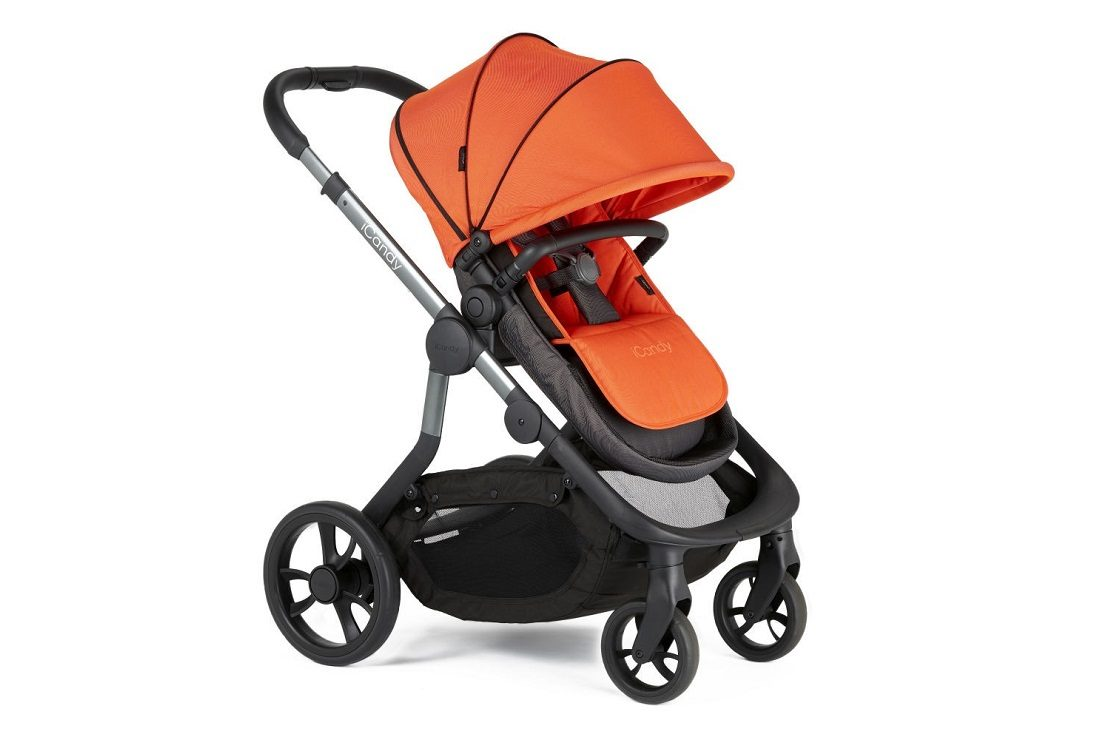 STAR Handle Bar Cover for the ICANDY PEACH 3 stroller
