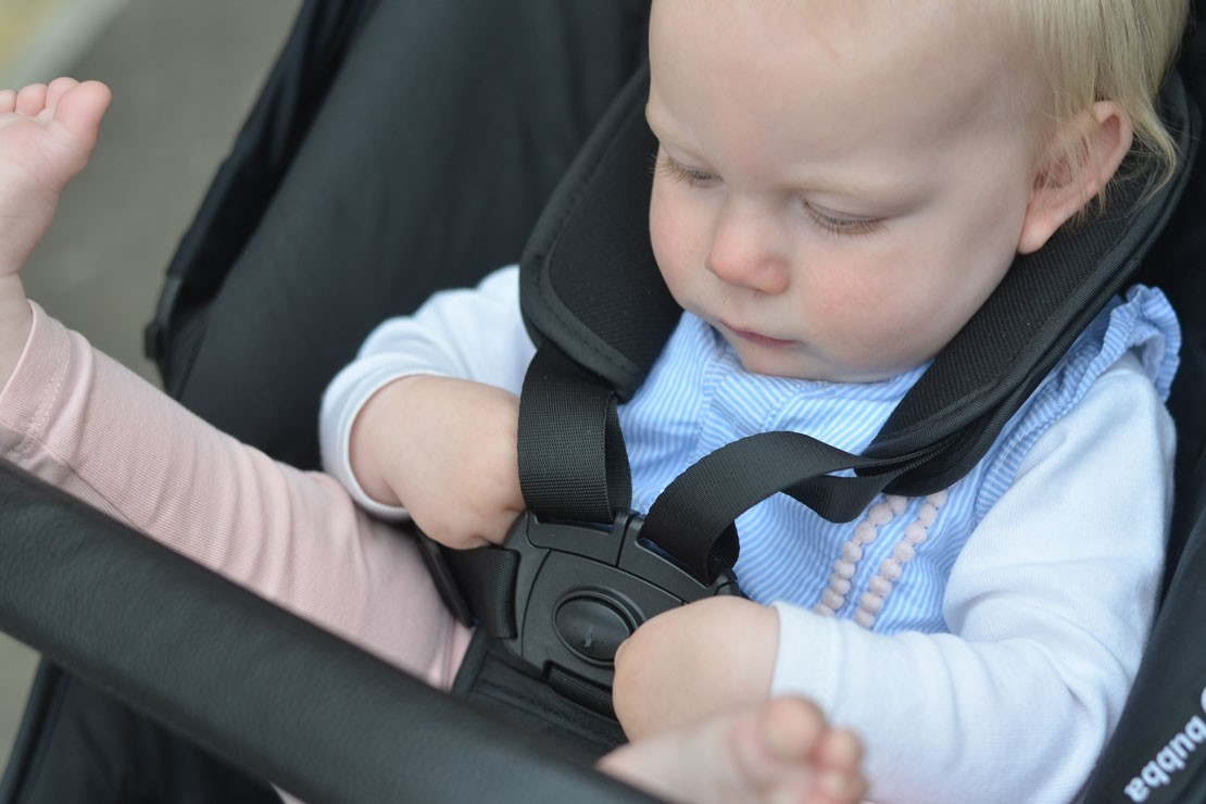 Ickle Bubba Stomp V3 is comfortable for babies