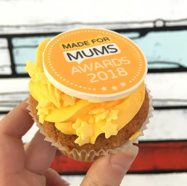 madeformums cupcakes