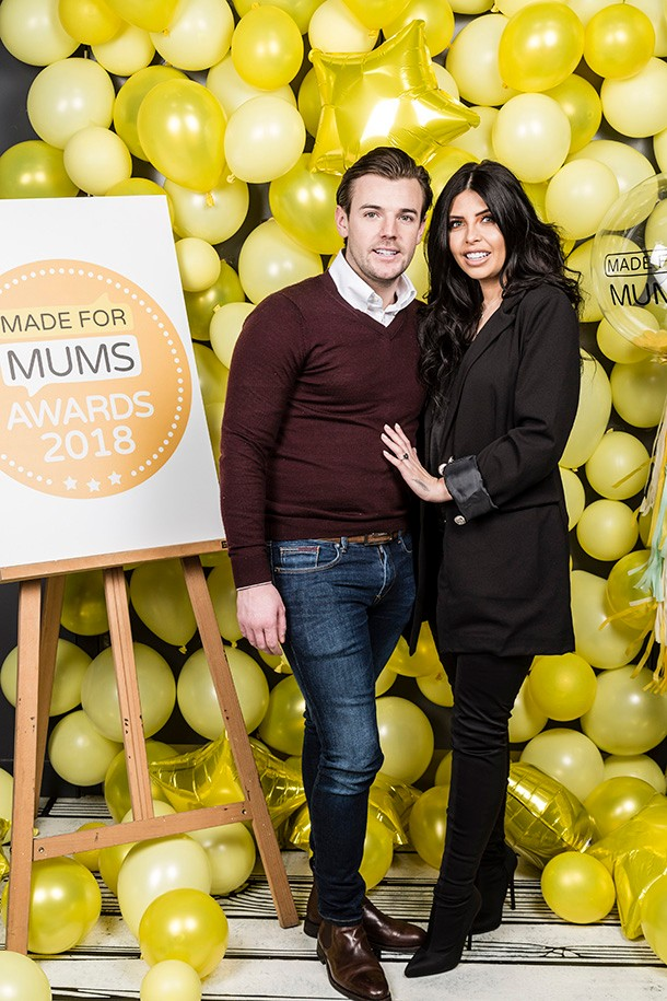 nathan and cara madeformums awards